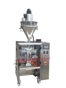 BY-420F-1 automatic packaging machine for powdery materials (main machine)