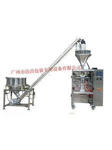 BY-420F powder material automatic packaging machine